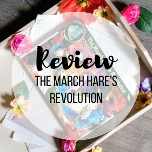 March Hare's Revolution Manga Review by Alexa Messer