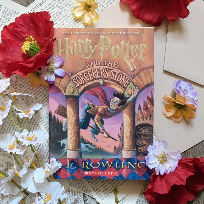 Harry Potter and the Sorcerer's Stone Book Review by Alexa Messer